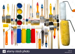 diffe types of paintbrushes colors painting tools