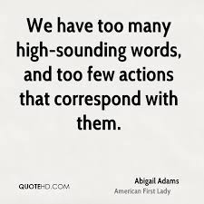 Abigail Adams Quotes Impressive Abigail Adams Quotes QuoteHD