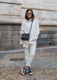 Уличная мода Милана сезона осень/зима 2016-2017, фото модниц