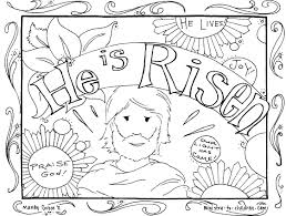 Easter Coloring Pages For Preschoolers At Getdrawingscom Free For