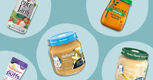 The Best <b>Baby Food</b>: Jars, Pouches, <b>Organic</b>, and More