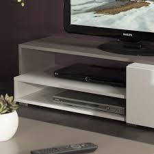 Meuble Tv Blanc Taupe Solutions Pour La D Coration Int Rieure De
