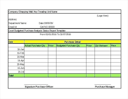 weekly report format in excel free download daily report format in excel sample monthly sales report template