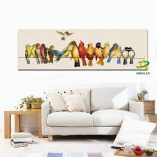 modern pop home goods wall art birds canvas print wall painting for living room home hotel on canvas wall art home goods with modern pop home goods wall art birds canvas print wall painting for