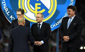 Florentino Perez - The man behind Real Madrid's ascent to the pinnacle of  club football - El Arte Del Futbol