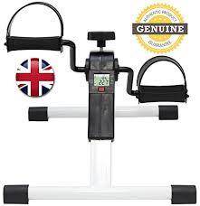 Premium Pro Folding <b>Mini Exercise Bike</b> Pedal Exerciser With <b>Multi</b> ...