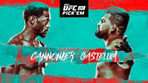 UFC Fight Night-Zuschauerleitfaden ...