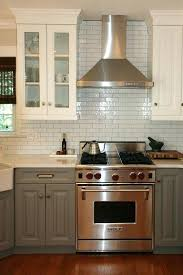 kitchen range hoods love the range range hood two tone cabinets basically everything upper and lower kitchen range hoods