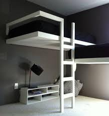 Modern Loft Bed Interesting Architecture Remodelling Fresh At Modern Loft  Bed Ideas