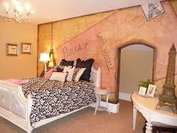 small bedroom ideas for teenage girls tumblr. Outstanding Bedroom Ideas For Teenage Girls With Eiffel Tower Wallpaper Decoration From Tumblr Small