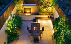 design inspiration courtyard garden ideas