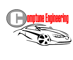 Automotive Design Australia Automotive Logo Design For Comptune Engineering By