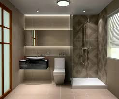 Good Impressive Modern Bathrooms In Small Spac 4363