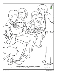Small Picture Coloring Page Friend Dec 2009 friend