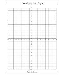 Graph Paper Worksheets Benaqiba Com