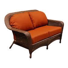 White Wicker Loveseat Cushions Indoor Walmart faedaworks