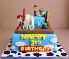 Toy Story Birthday Cake A Birthday Cake