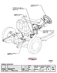 Steering mechanism index sheet 1 00