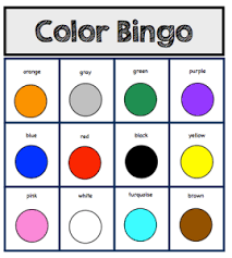 10 Basic Colors