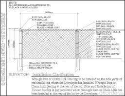 chain link fence terminal post.  Post Chain Link Fence Post Parts   To Chain Link Fence Terminal Post N