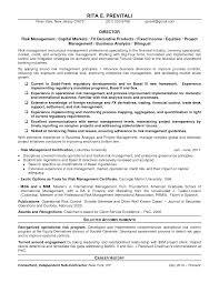 Asset Management Resume Nyc Sales Management Lewesmr