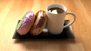 Image result for coffee and donuts