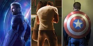 Captain Americas Butt Finally Got The Acknowledgement It Deserves