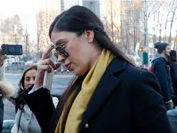 Emma Coronel, esposa de 'El Chapo', detenida por presunto tráfico de drogas