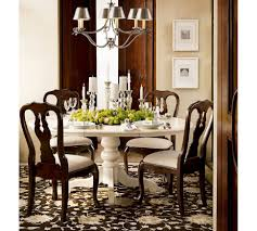 crate and barrel round dining table. Medium Size Of Dining Table:crate And Barrel Pedestal Table Pottery Barn Extending Crate Round T