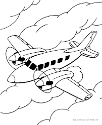 drawn aircraft coloring book 5