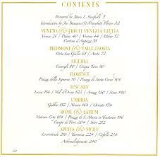 table of contents piazza italy s heart soul