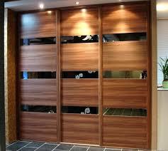 interior sliding wood doors wood sliding closet doors cove basement pertaining to sliding wood closet doors