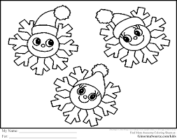 Small Picture free printable snowflake coloring pages Coloring Pages Ideas