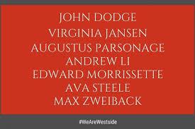 Seven Westside Seniors Qualify as National Merit Semifinalists – Westside  Wired