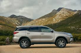 Toyota Fortuner (2016) Specs and Pricing Announced - Cars.co.za