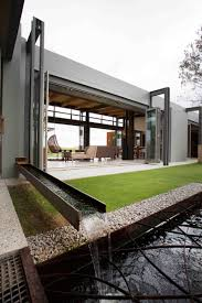 modern home architecture interior. Unique Interior MODERN SUSTAINABLE HOME IN SOUTH AFRICA  ARCHITECT GILLIAN HOLLu0027S HOUSE  YouTube Throughout Modern Home Architecture Interior R