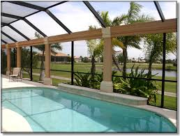 pool cage accents swimming pool screen enclosure3