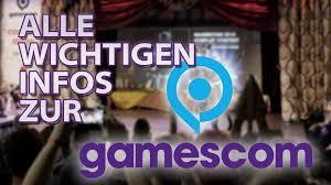gamescom 2019 alle infos über