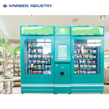 Otc Vending Machines Magnificent China OTC Medicines Automatic Pharmacy Vending Machine For Patient