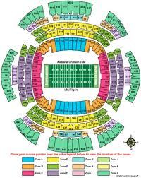 Louisiana Superdome Tickets Louisiana Superdome In New