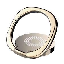 <b>Кольцо</b>-<b>держатель</b> для телефона <b>Baseus</b> SUMQ-0V, золотой ...