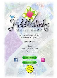Fiddlesticks Quilt Shop - Vancouver, WA | Quilt Shop Hop Northwest ... & Fiddlesticks Quilt Shop - Vancouver, WA | Quilt Shop Hop Northwest |  Pinterest | Fabrics Adamdwight.com