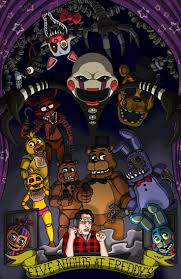 Fnaf World Released Too Early Five Nights At Freddy S Creator