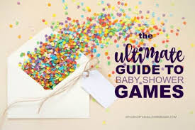 59 of the Best Baby Shower Games and Activities (Boys and Girls ...
