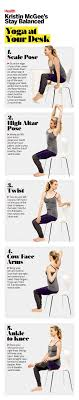 125 best office yoga images on workout exercises health and bos