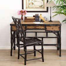 tropical style furniture. Bamboo Desk Tropical Style Furniture Y