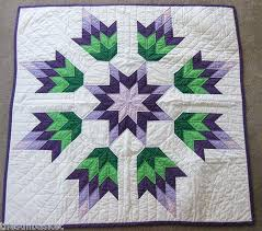 Native American Star Quilts Meaning Whirlwind Native American Star ... & ... Star Quilts Native American Star Quilt Patterns Native American Hand  Made Lakota Star Baby Crib Quilt ... Adamdwight.com
