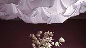 diffused lighting fixtures. Wallpaper : White, Samsung, Blossom, Bright, Reproduction, Diffused, Adelaide, Flower, Exhibition, Artist, Walls, Chandelier, Ceiling, Petal, Parachute, Diffused Lighting Fixtures S