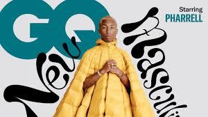 Introducing GQ's <b>New</b> Masculinity Issue, Starring Pharrell | GQ