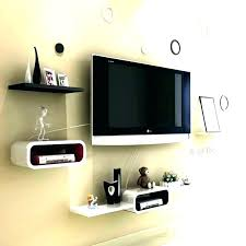 shelf for cable box z2748494 fabulous corner shelf for cable box wall mount astonishing white floating
